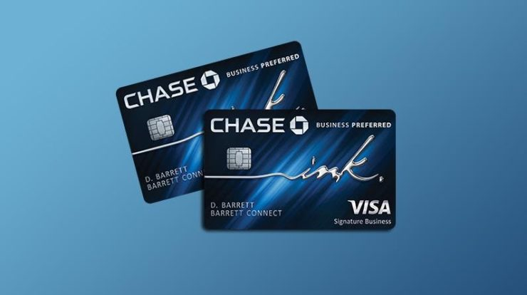 Chase Ink Credit Card