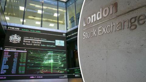 London stocks gains as 'careful ' UK  easing begins
