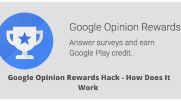 Google Opinion Rewards Hack